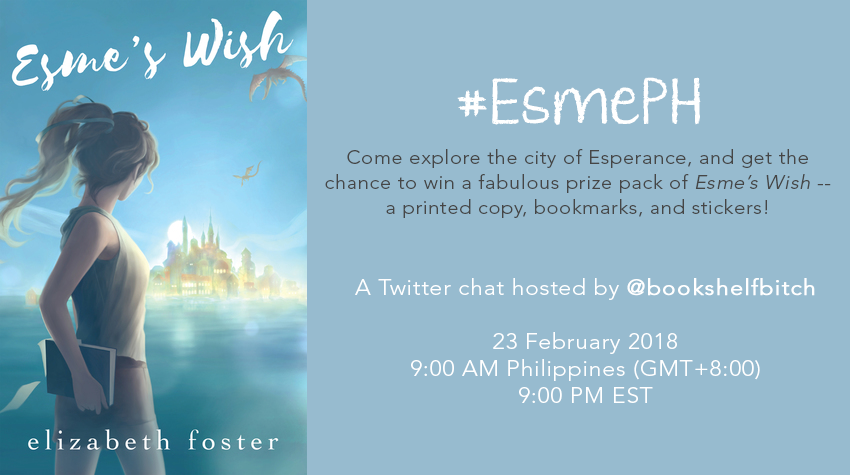 Esme's Wish - Twitter chat.png